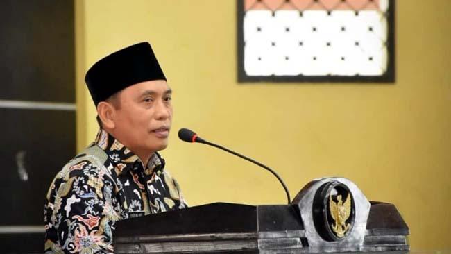 Wakil Bupati Situbondo Ir H Yoyok Mulyadi M.Si .(im)