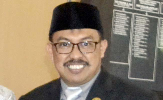 H. Tohari, Ketua FKB. (ido)