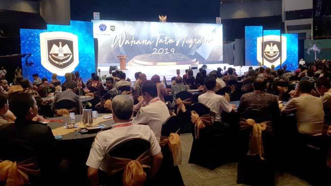 Kota Malang Raih Penghargaan WTN Kategori Tertinggi