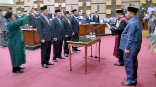 Pimpinan Baru Dewan Segera Tuntaskan Perda dan Tetapkan Nama Wabup Malang