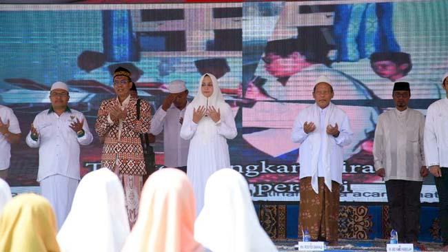 Jember Doa Bersama Peringati Tahun Baru Islam