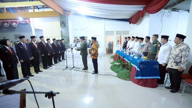 Bupati Sidoarjo BPD Harus Bersinergi dengan Pemerintah Desa