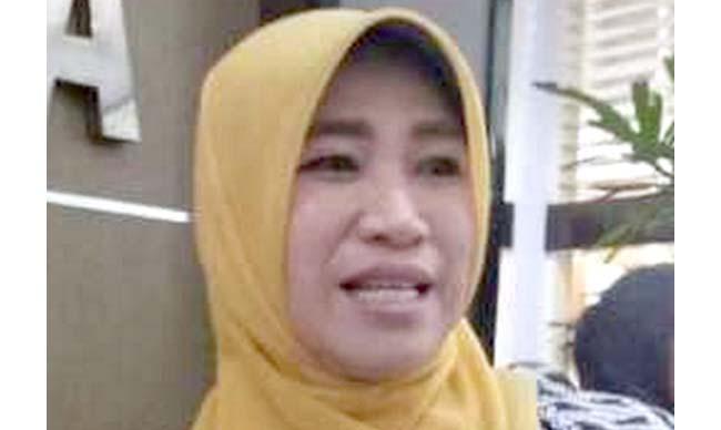 Hj Haeriyah Yuliati, Kepala Diskominfo Bondowoso. (ido)