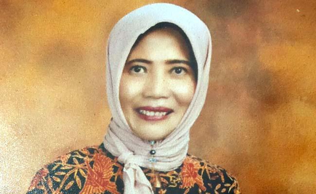 Direktur Utama PDAM Giri Tirta Gresik Siti Aminatus Zariyah