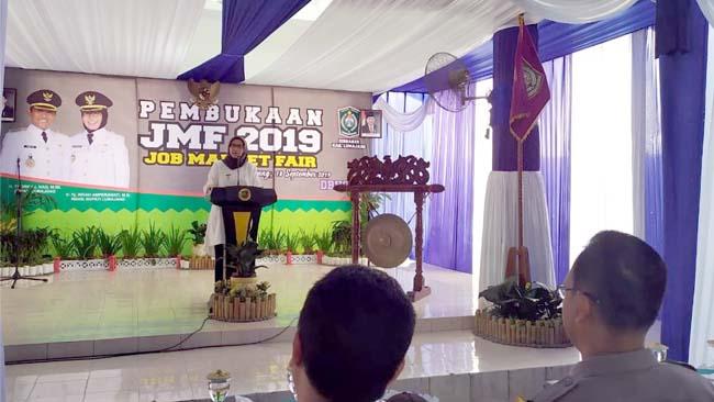 JMF 2019 Tawarkan Lowongan Kerja Bagi Masyarakat Lumajang