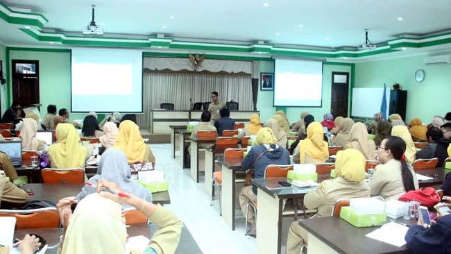 Kawal Penggunaan BOS Sesuai Peruntukannya, Dindik Kota Malang Gelar Workshop Tata Kelola