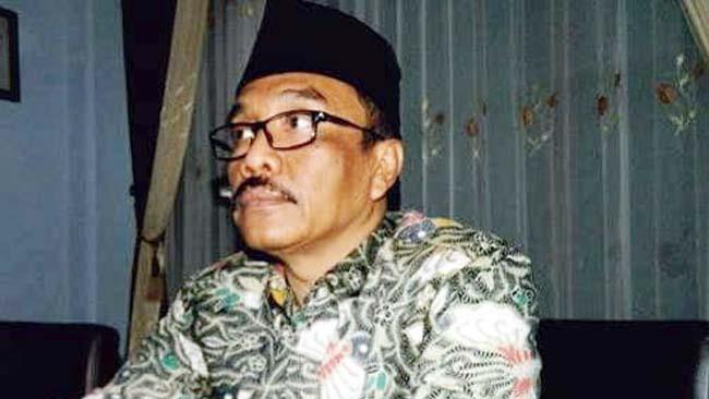 Ketua DPRD Kabupaten Trenggalek sementara, Samsul Anam