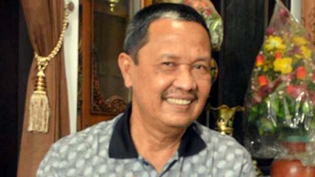 H Ahmad Dhafir, Ketua DPRD Bondowoso 2019-2024. (istimewa)