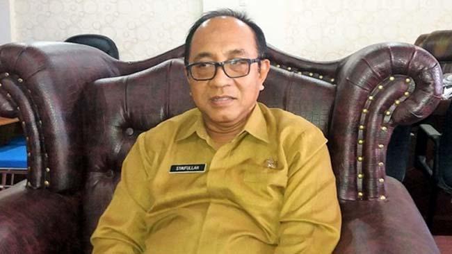 Sekdakab Situbondo Drs H Syaifullah MM. (im)