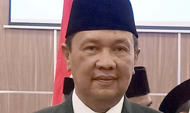 H. Ahmad Dhafir, Ketua DPRD Bondowoso 2019-2024