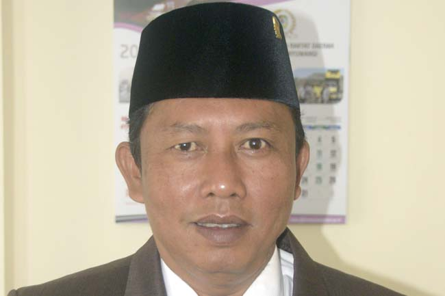 Salimi (Ketua KOMISI IV)