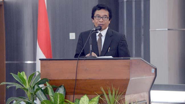 Wabup Kabupaten Jember di Pembukaan Diklat. (ist)
