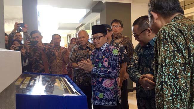 Walikota Malang Apresiasi Rusunawa III Universitas Brawijaya, Bisa Kurangi Kemacetan di Lingkar UB