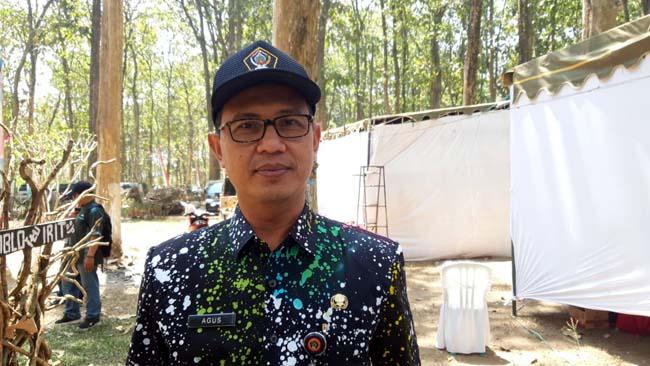 Kepala Dinas Perumahan dan Pemukiman Kabupaten Blitar, Agus Santoso