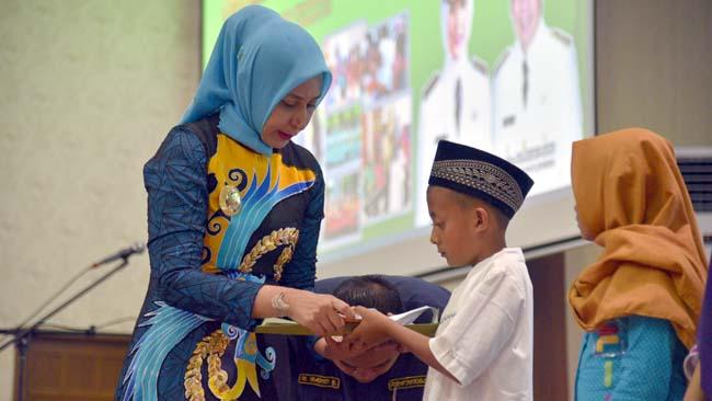 Selain Pejabat Negara atau Pemerintah, Anak Yatim Juga Tamu VIP
