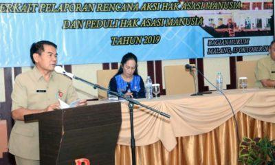 Pembinaan HAM di Lingkungan Pemkot Malang, Bangun Masyarakat Sadar HAM