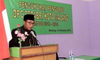 Pepabri Salah Satu Pilar Penguat Kebhinekaan, Wawalikota Malang Apresiasi Pengukuhan DPC Kota Malang